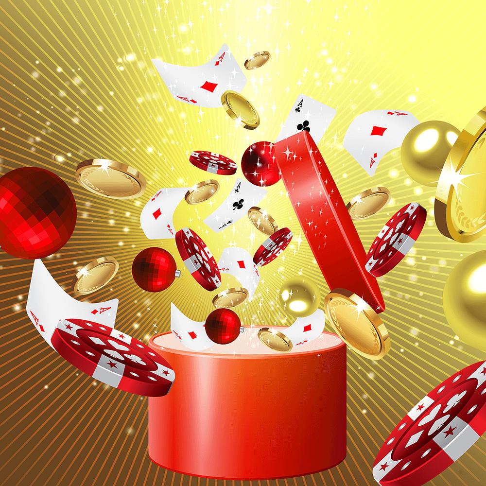 Nettikasinoiden joulukalenterit