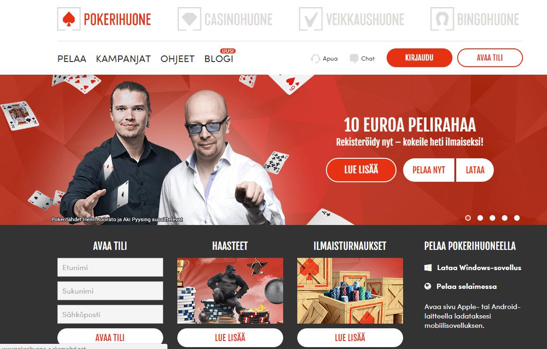 Bonus Pokerihuone