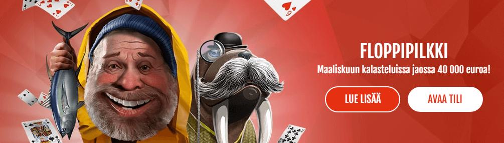 Kampanja Pokerihuone