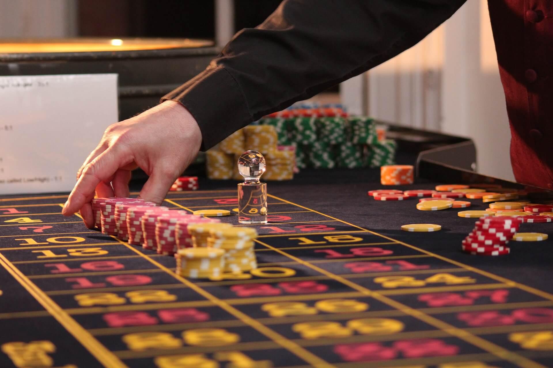 Suositut live casinot