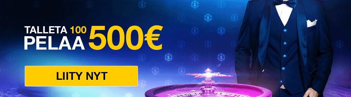 Viikon kasino bonus Casino1CLub