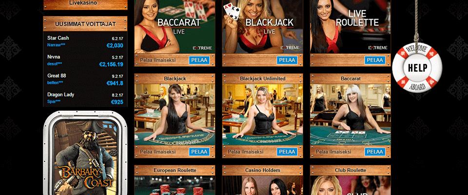 Company casino ilmaiskierroksia
