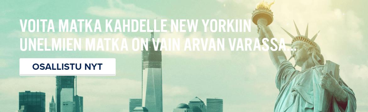 New York kampanja Igame