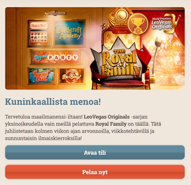 LeoVegas_uusi_peli_juhlat_ja_tarjouksia