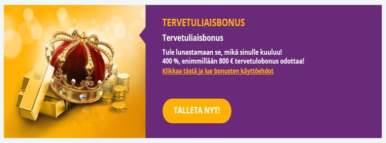 Royalspinz_avajaiset_400%_bonus_800_euroon_asti