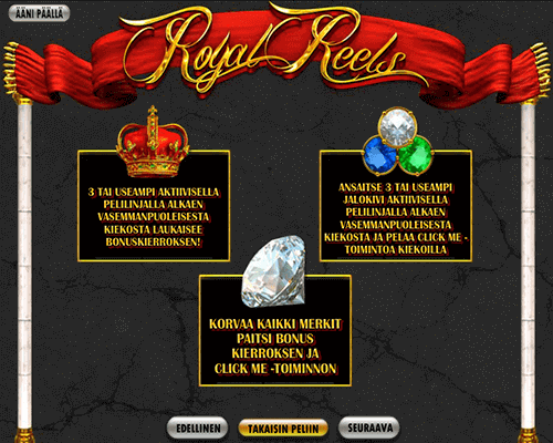 Royal_Reels_kolikkopeli