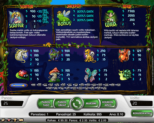Super_Lucky_Frog_kolikkopeli