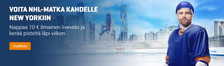 NordicBet_NHL_matka_kahdelle
