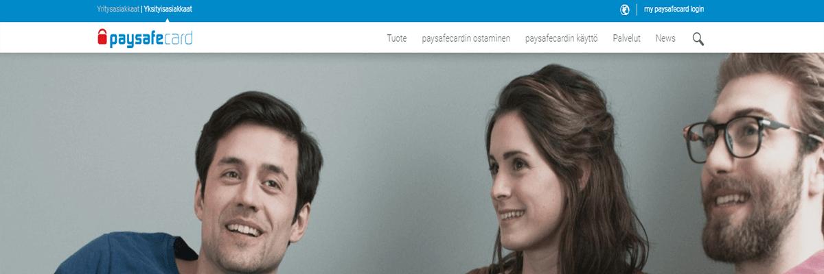 Paysafecard nettikasinot