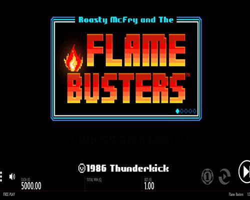 Flame_Busters_kolikkopeli