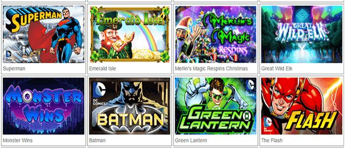 Nyx Gaming nettikasinot