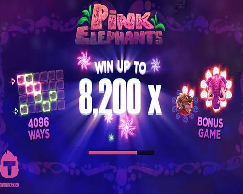 Pink_Elephants_kolikkopeli