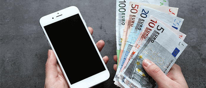 Puhelimella rahaa pelitilille nettikasinot