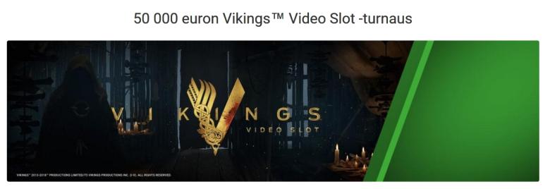 Unibet_Vikings_peli_50_000_euroa_50_000_ilmaiskierrosta