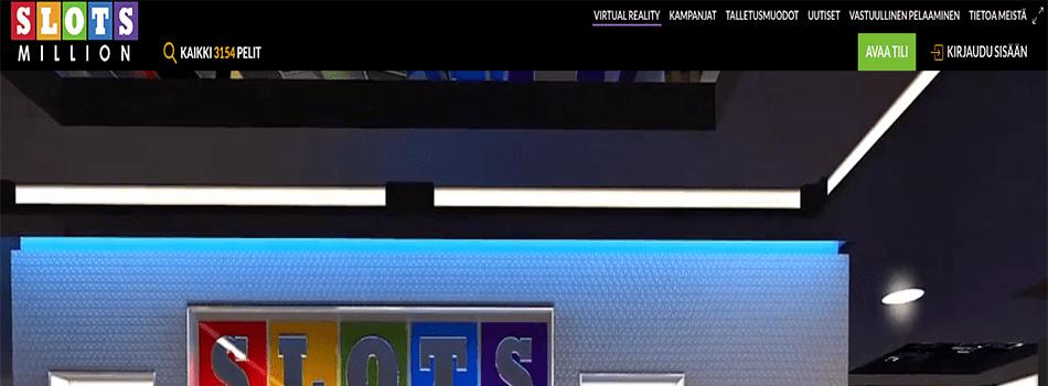 VR kasinot
