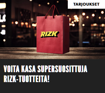 Rizk_arpoo_Rizk_tuotteita