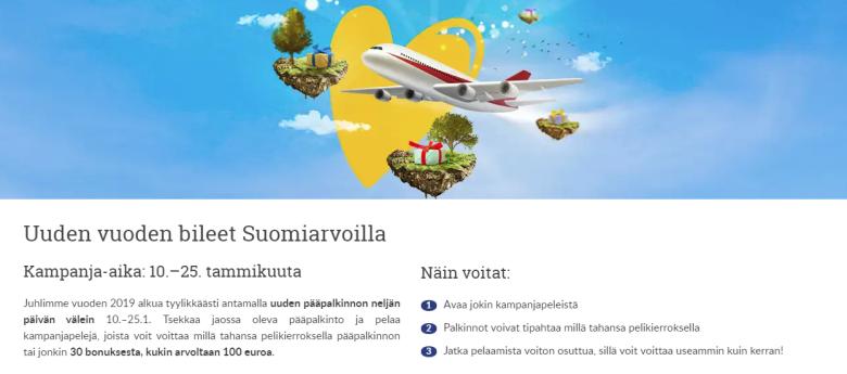Suomiarvat_palkintoja_2019_vuoden_alussa