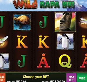 Wild Rapa Nui