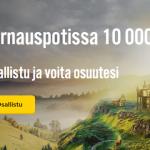 iGame 10 000 euron tasoitusturnaus