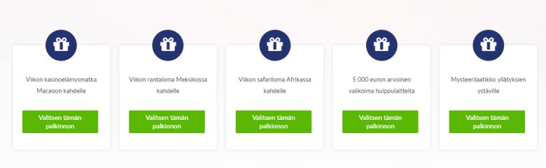 Suomiarvat - Matka, teknologia vai mysteeriyllätys