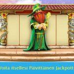 Vera & John päivittäinen jackpot