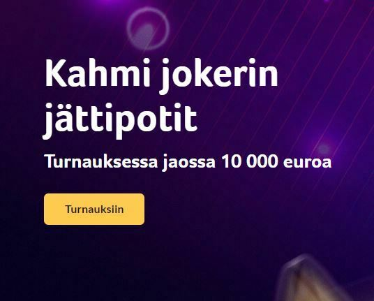 Kolikkopelit ja uusi Joker Jackpot -peli