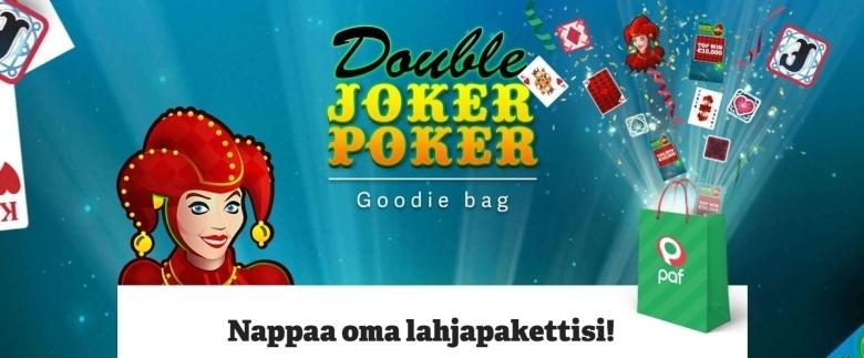 Paf Casinon lahjapaketti