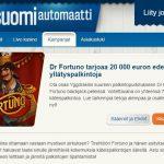 Suomiautomaatti - yllätyspalkinnot