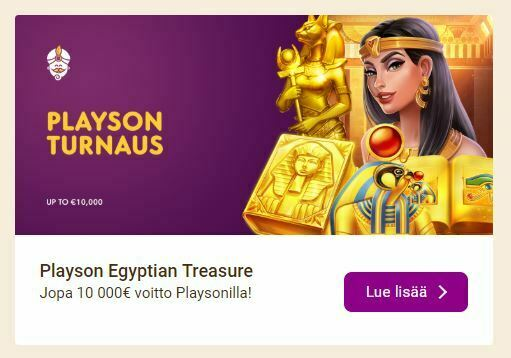 Wild Sultan ja Playson Egyptian Treasure