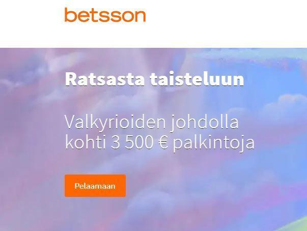 Betsson - Valkyrie -turnaus