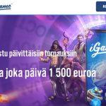 iGame ja Jellonat-turnaukset