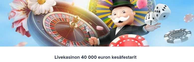 Casinoeuron kesäfestarit