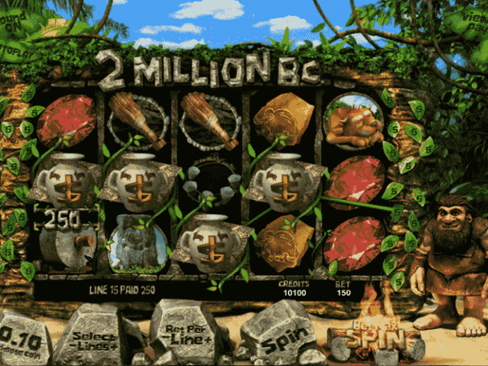 2 Million B.C. iframe