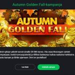 Drift Casino - Golden Fall