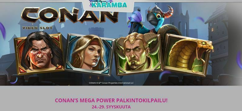 Karamba ja Conan -kisa