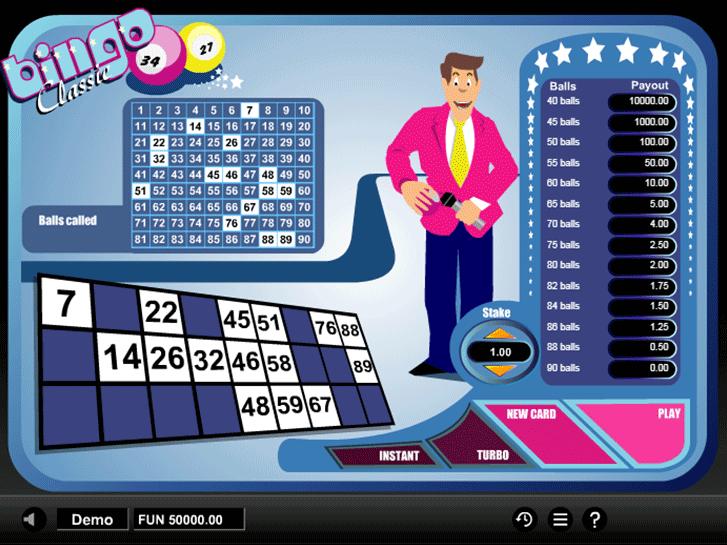 bingo iframe