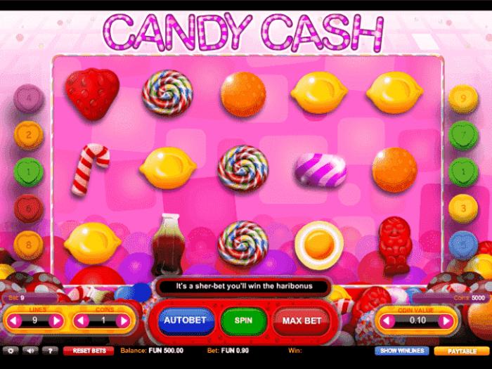 Candyland iframe