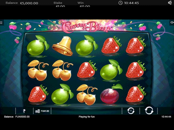 cherry blast iframe
