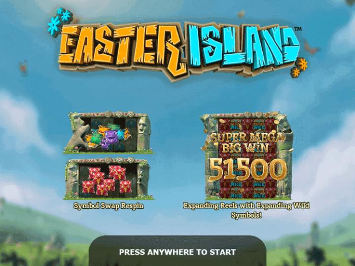Easter Island iframe