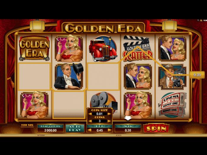 Golden Era iframe