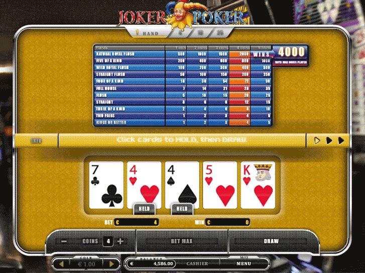jokeri pokeri iframe