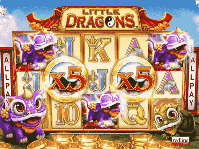 Little Dragons iframe