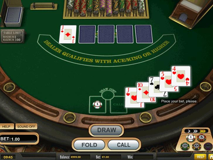 pokeri iframe