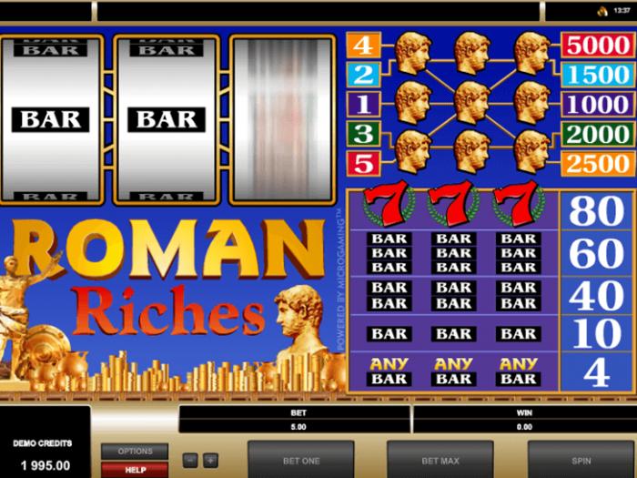 Roman Riches iframe
