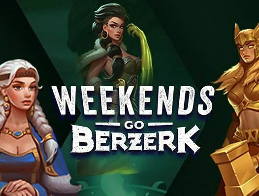 Betsson - Weekends go Berzerk
