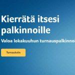 Kolikkopelit - 10 000 euron palkintopotti
