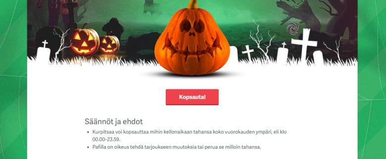 Paf - Pumpkin Mania