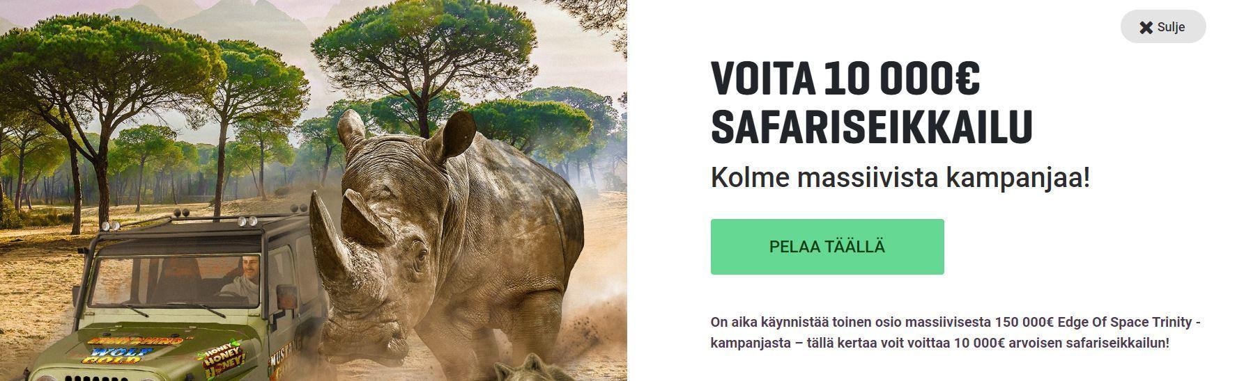 Guts - safarimatka