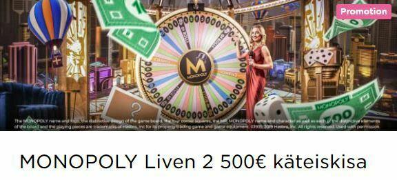 Mr Green - Monopoly Liven kisa