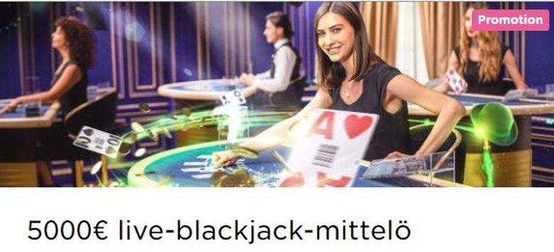 Mr Green - Blackjack -kisa